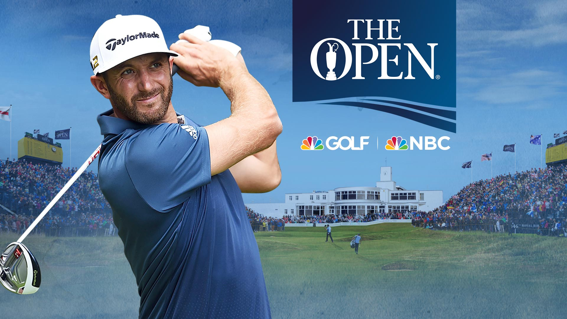 watch the british open live online