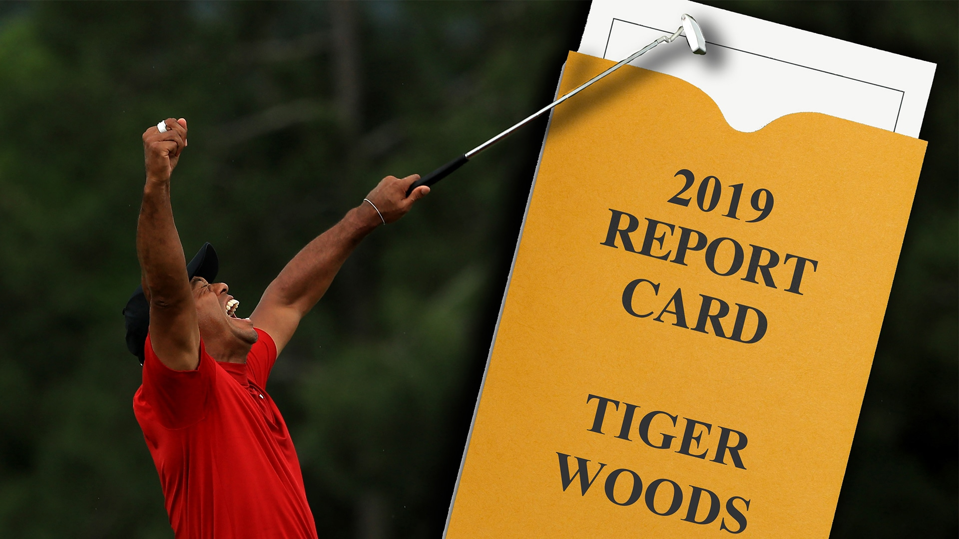 2019 Report Card: Tiger Woods