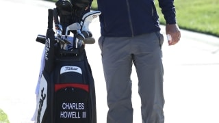 Charles Howell III plays the 2018 RSM Classic with new clubs