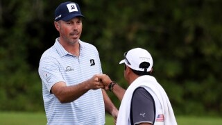 Matt Kuchar at the 2018 Mayakoba Golf Classic