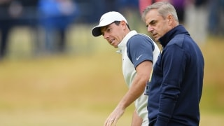 Rory McIlroy and Paul McGinley
