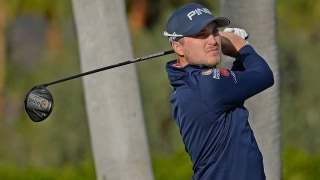 Austin Cook at 2018 CareerBuilder Challenge
