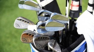 Tommy Fleetwood's clubs