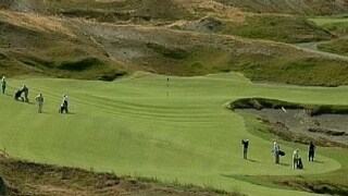 Chambers Bay: Site of 2015 US Open