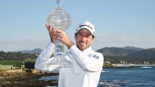 Champion Chats: Taylor prevails to win at Pebble