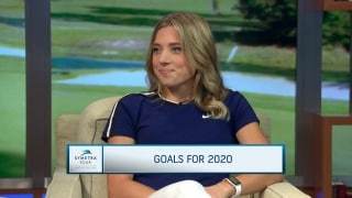 Florida's Brooks looks forward to rookie year on Symetra Tour