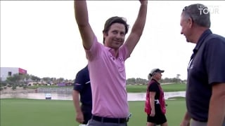 Highlights: Campillo beats Drysdale in playoff to win Qatar Masters