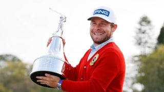 Champion Chats: Hatton survives for first Tour title at API