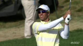 Is Scott best equipped International team member to face Tiger at Prez Cup?