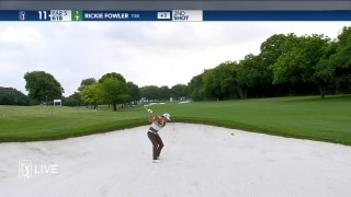 Finau sets the bar in Ft. Worth, Fowler flounders
