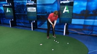 MacPherson: Three-ball pre-round putting drills