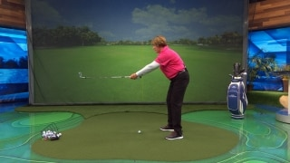 MacPherson: Backswing extension drill for more width