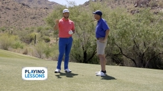 Playing Lessons: How a tour player keeps his wedges sharp