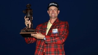 Champion Chats: Simpson celebrates a Father's Day win at RBC Heritage