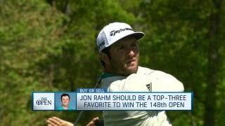 Buy or Sell: Is Rahm a top-three favorite to win The Open?