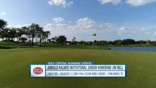 Arnold Palmer Invitational Junior Honoring Jim Bell - AJGA