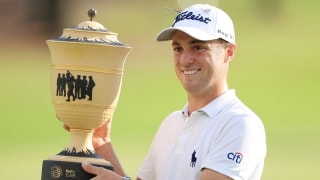 Champion Chats: Thomas secures WGC title and world No. 1