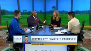 Confident or concerned? Hack bullish on McIlroy