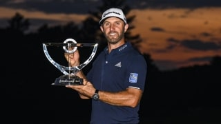 Champion Chats: DJ returns to world No. 1 with Northern Trust victory