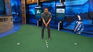 Chang: Shorten putt follow-through for proper acceleration