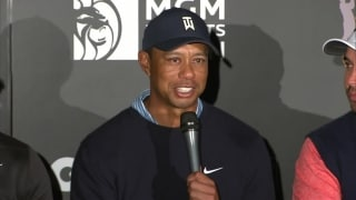 Tiger compares The Challenge to The Match