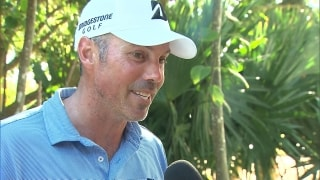 Kuchar out to end drought: 'Winning out here is a challenge'