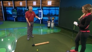 School of Golf offseason training: Impact position