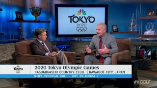 Isenhour: 2020 Olympics 'perfectly positioned' on schedule