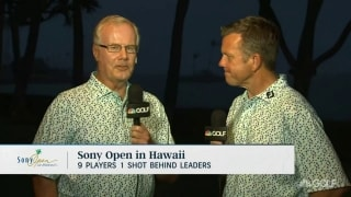 Rolfing: Throw out stats, 'everybody has a chance' at Waialae