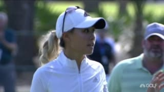 Highlights: Kang leads by two at Diamond Resorts