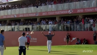 Westwood (67) wins 25th Euro Tour title in Abu Dhabi