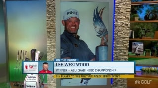 Westwood: 'I proved that I can still win the big tournaments'