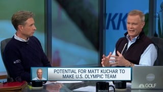 Will Kuchar get the chance to go for gold in Tokyo?