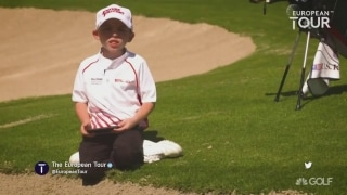 Best thing I heard: A 6-year-old's sage advice to Koepka