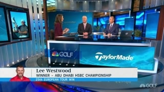 Westwood wins Abu Dhabi for 25th European Tour title