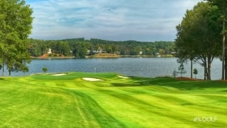 Nicklaus explains changes to Great Waters Course at Reynolds Lake Oconee
