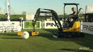Ping and John Deere team up to design a 335-pound putter