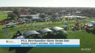 PGA Show kicks off with Demo Day: The equipment that will define 2020