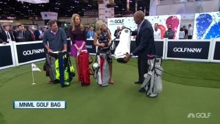 Light and efficient: Newest in golf bag technology