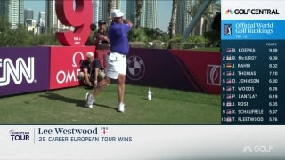Westwood to make 25th start at Omega Dubai Desert Classic