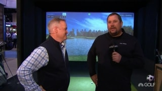 Full Swing Golf CEO Ryan Dotters talks technology