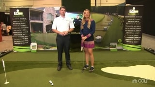 Practice putting anytime with Synthetic Turf