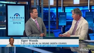 Chamblee: 'Tall order' for Tiger to win at Torrey from the rough