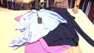 Dress like Jack: Classic, sophisticated looks by Nicklaus apparel