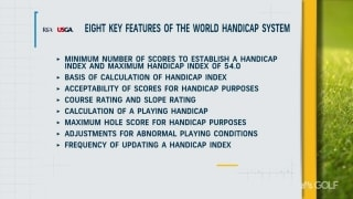 USGA explains World Handicap System