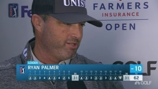 Farmers leader Palmer (62): 'I got hot on the front'