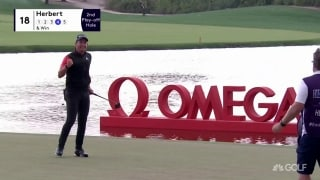 Highlights: Herbert first Aussie to win on Euro Tour in 20 years