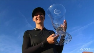 Sagstrom notches first LPGA win at Gainbridge LPGA