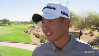 Into the fire: Morikawa ready for first crack at 16 at Scottsdale
