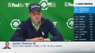 Thomas: Rahm 'has a chance to be the top of the top'